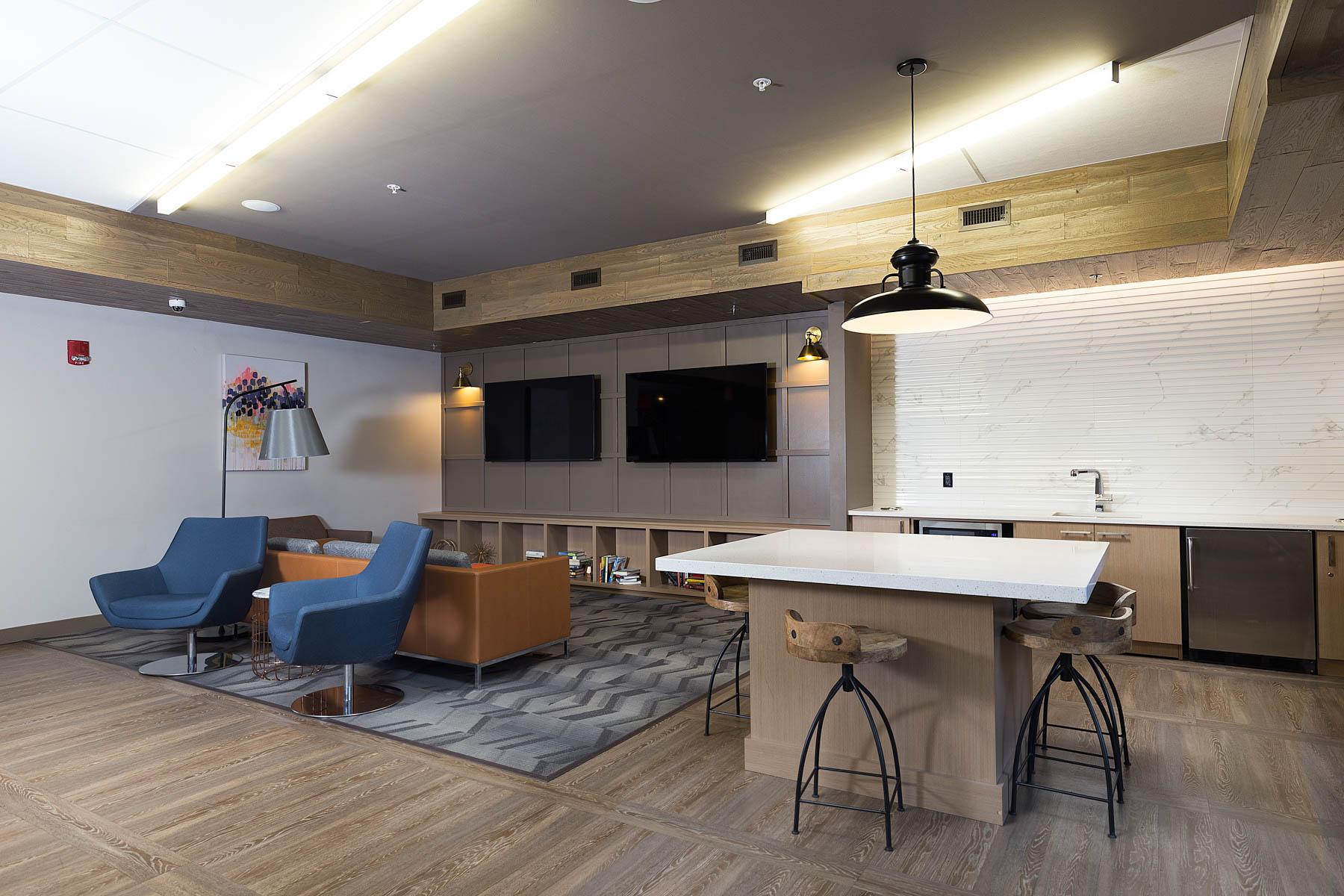 Quiet Work Areas Skyvue Apartments