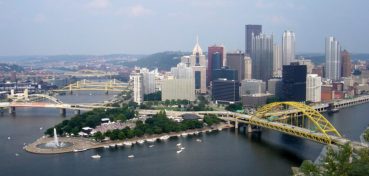 Downtown Events in August from SkyVue Apartments in Pittsburgh