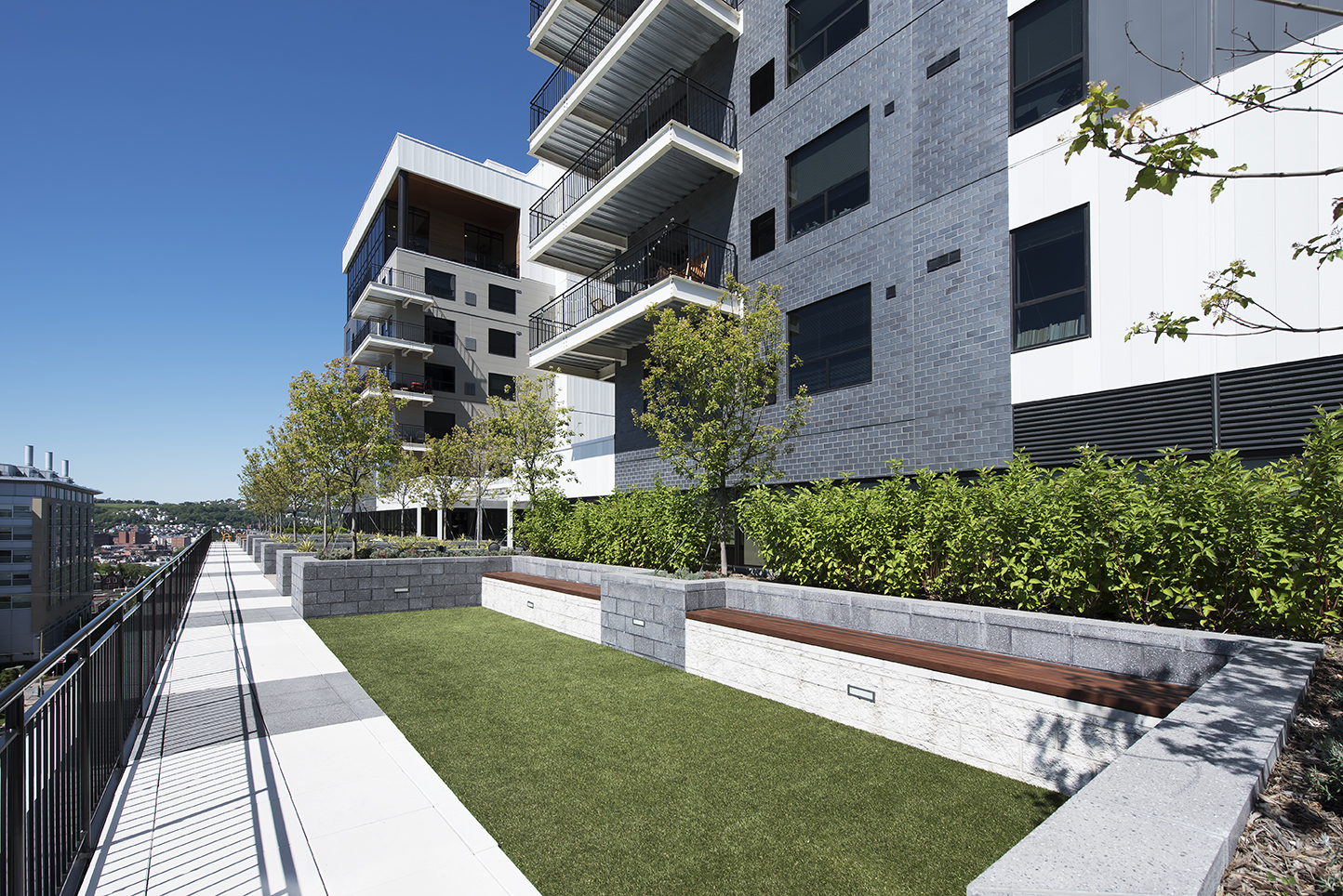 Inviting Green Spaces Skyvue Apartments